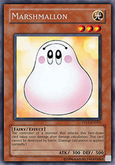 Marshmallon - PP01-EN003 - Secret Rare - Unlimited Edition