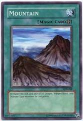Mountain - SDJ-037 - Common - 1st Edition