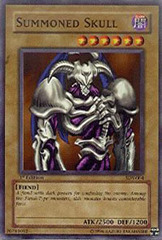 Summoned Skull - SDY-004 - Common - 1st Edition