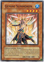 Gemini Summoner - SDWS-EN011 - Common - 1st Edition