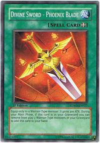 Divine Sword - Phoenix Blade - SDWS-EN027 - Common - 1st Edition