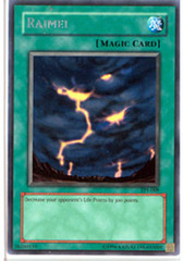 Raimei - TP1-009 - Rare - Promo Edition on Channel Fireball