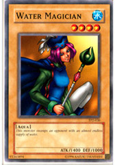 Water Magician - TP2-030 - Common - Promo Edition on Channel Fireball