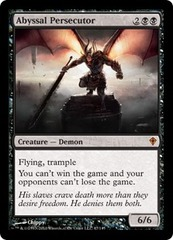 Abyssal Persecutor on Channel Fireball
