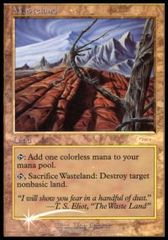 Wasteland (Player Rewards) on Channel Fireball