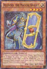Defender, the Magical Knight - BP03-EN054 - Shatterfoil - 1st Edition