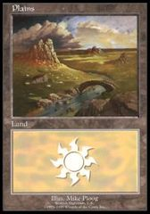 Plains (Euro Land Blue: Scottish Highlands, U.K.) on Channel Fireball