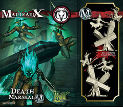 Death Marshals (3 Pack) (2E)