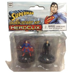 DC HeroClix: Superman Quick-Start Kit 2-Pack