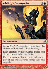 Ashling's Prerogative on Channel Fireball