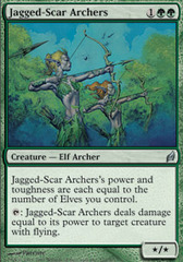 Jagged-Scar Archers on Ideal808