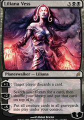 Liliana Vess on Channel Fireball