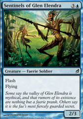 Sentinels of Glen Elendra