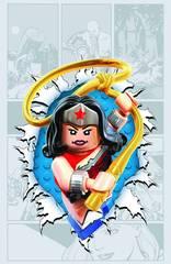 Wonder Woman #36 Lego Var Ed