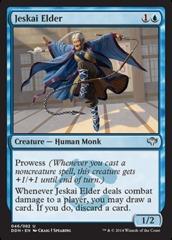 Jeskai Elder