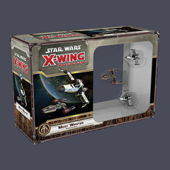 Star Wars: X-Wing Miniatures Game - X-Wing - Most Wanted