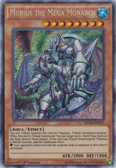Mobius the Mega Monarch - MP14-EN217 - Secret Rare - 1st Edition