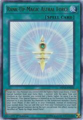 Rank-Up-Magic Astral Force - MP14-EN226 - Ultra Rare - 1st Edition