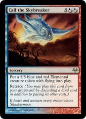 Call the Skybreaker on Channel Fireball