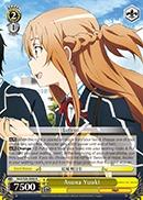 SAO/S26-006 R Asuna Yuuki