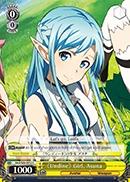 SAO/S26-012 C Undine Girl Asuna