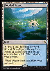 Flooded Strand - Foil on Channel Fireball