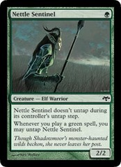 Nettle Sentinel on Ideal808