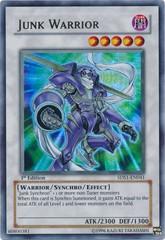 Junk Warrior - 5DS1-EN041 - Common - Unlimited Edition