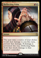 Deflecting Palm - Foil on Channel Fireball