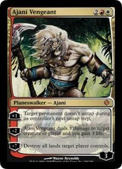 Ajani Vengeant on Ideal808