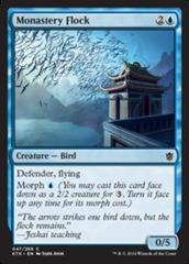 Monastery Flock - Foil