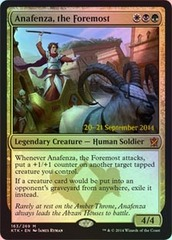 Anafenza, the Foremost Prerelease Promos