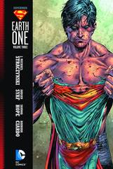 SUPERMAN EARTH ONE HC VOL 03