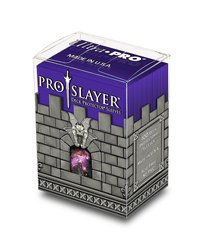 84254 - Ultra PRO PRO-Slayer Purple Sleeves (100 ct.) on Channel Fireball