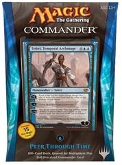 Commander 2014: Peer Through Time (Blue) on Channel Fireball