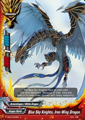 Blue Sky Knights, Iron Wing Dragon - EB02/0033 - C