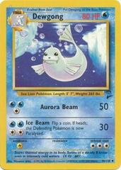 Dewgong - 36/130 - Uncommon - Unlimited Edition