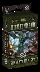 Hordes: High Command Gargantuan Might Expansion Set