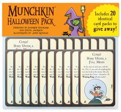 Munchkin Halloween Pack