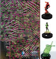 Heroclix DC War of Light Complete Month 4 Op Kit (One Each of the #112 Atrocitus #106 Jennifer-Lynn Hayden #R100.08 Scissors (Gr