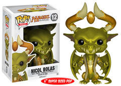 Funko Pop! Games: Magic the Gathering-Nicol Bolas
