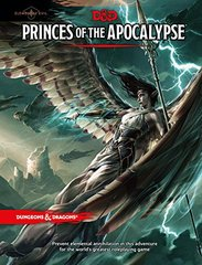 D&D 5E Princes of the Apocalypse HC
