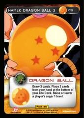 Namek Dragon Ball 3 - Foil