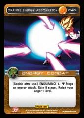 Orange Energy Absorption - Foil