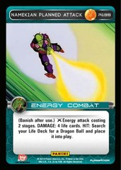 Namekian Planned Attack - Foil