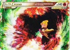 Ho-Oh LEGEND top - 111/123 - Rare Holo Legend