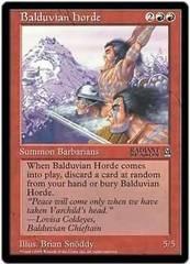 Balduvian Horde - Oversized