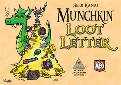 Munchkin Loot Letter: Boxed Edition