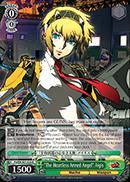 The Heartless Armed Angel Aigis - P4/EN-S01-024 - R