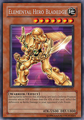 Elemental Hero Bladedge - DP03-EN002 - Rare - 1st Edition